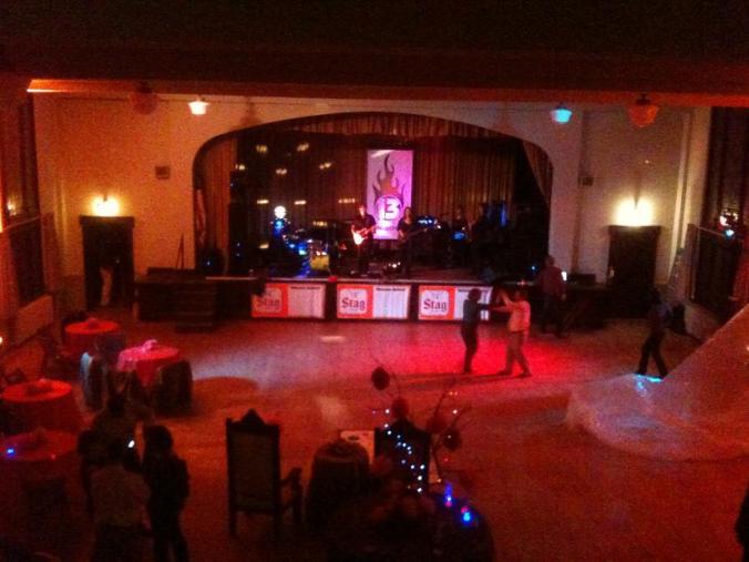 Auditorium Party