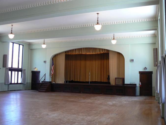 The Edward Coussins Masonic Auditorium